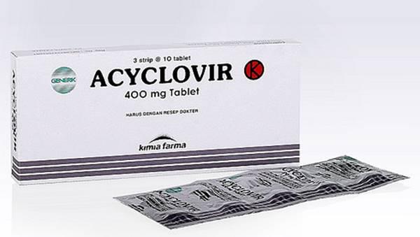 Acyclovir