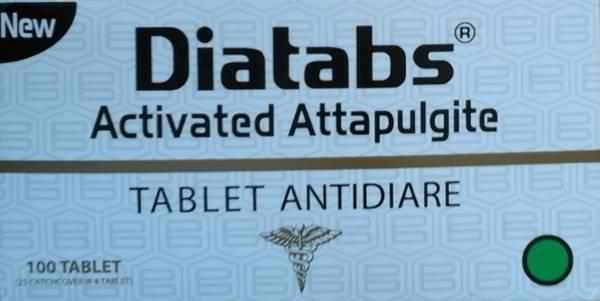 new diatabs