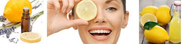 lemon untuk menghilangkan kerutan di mata