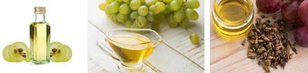 minyak biji anggur untuk mengatasi kerutan dibawah mata