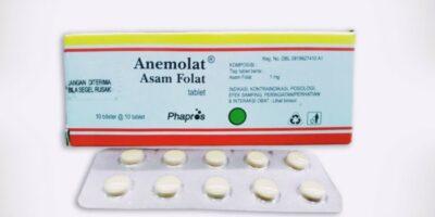 anemolat asam folat tablet