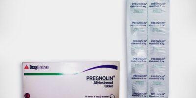 pregnolin allylestrenol tablet