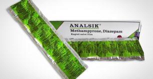 analsik metampiron diazepam