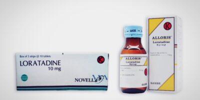 loratadin tablet dan sirup