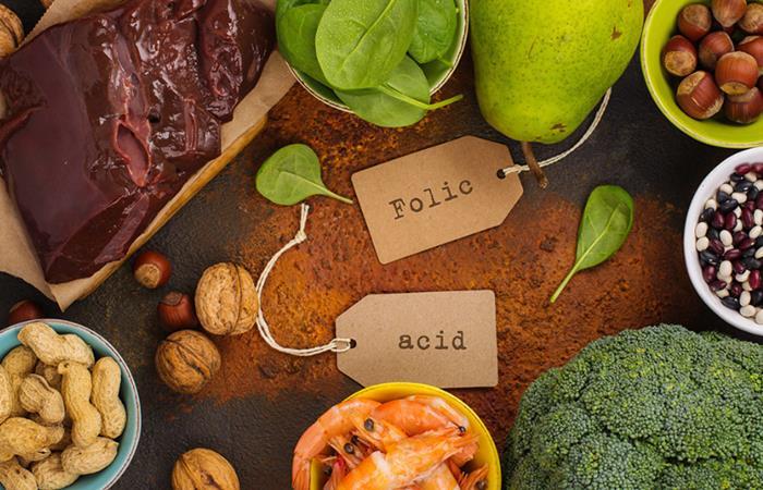 makanan kaya asam folat untuk menaikkan trombosit