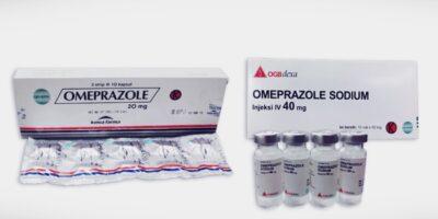 omeprazole tablet dan injeksi
