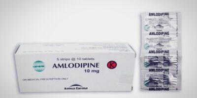 amlodipine tablet 10 mg kimia farma
