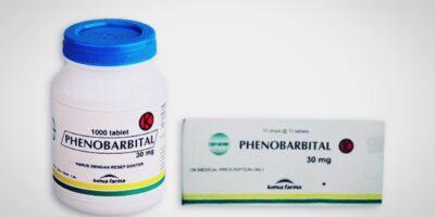 fenobarbital tablet 30 mg