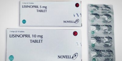 lisonopril tablet 5 mg dan 10 mg