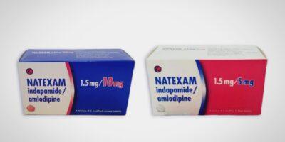 natexam tablet indapamide amlodipine