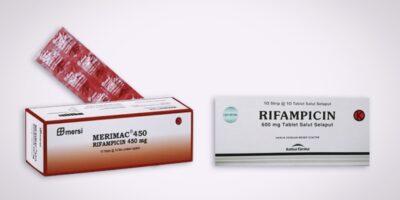 rifampisin tablet atau rifampicin