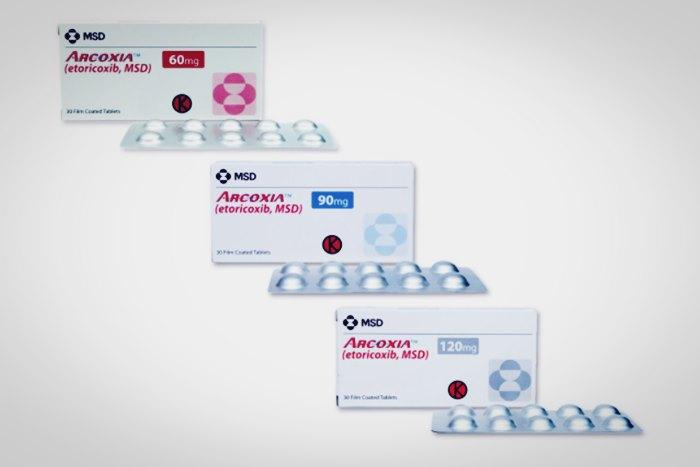 arcoxia 60 mg 90 mg dan 120 mg