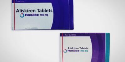 aliskiren tablet 150 dan 300 mg