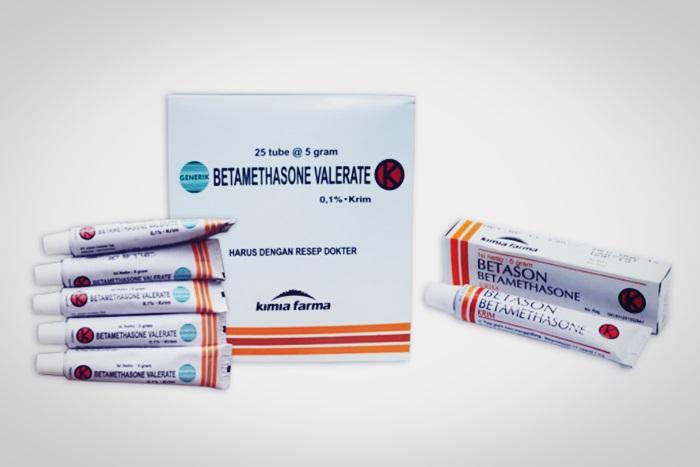 betamethasone krim 5 gram
