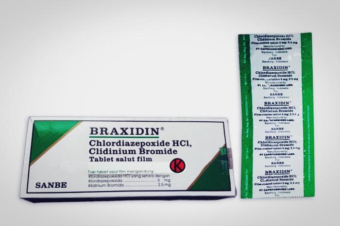 braxidin tablet salut selaput