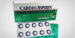 cardio aspirin tablet 100 mg