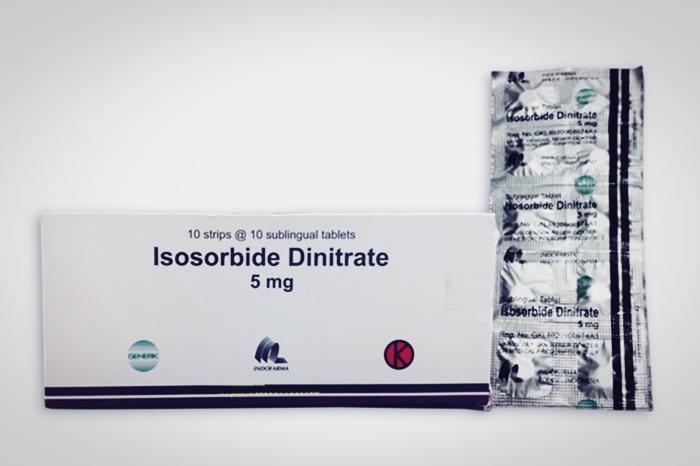 isdn isosorbide dinitrate
