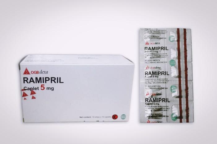 ramipril kaplet 5 mg