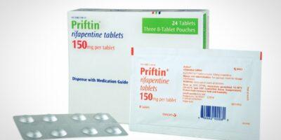 rifapentine tablet 150 mg
