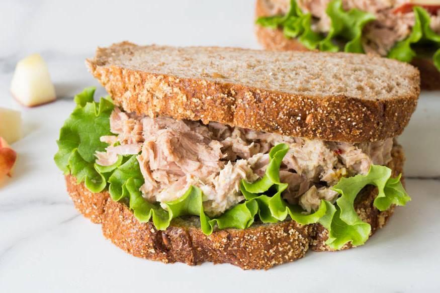 salad tuna camilan untuk penderita diabetes