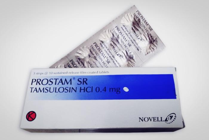 tamsulosin obat prostat merek prostam