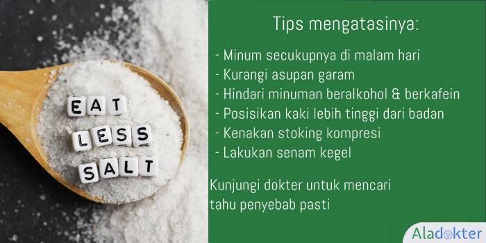 tips mengatasi terlalu sering buang air kecil di malam hari