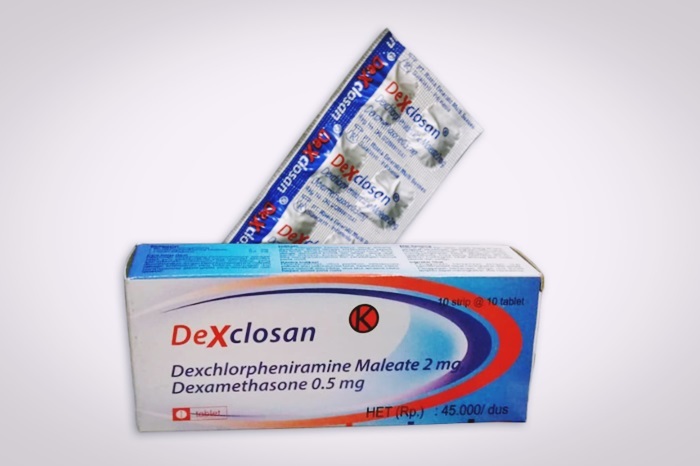dexclosan tablet