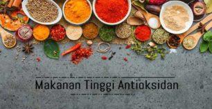 makanan tinggi antioksidan