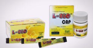 L Bio kapsul dan granula