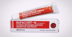 bufacort N cream