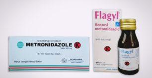 metronidazole antibiotik