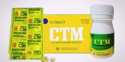 CTM obat alergi