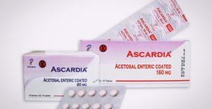 ascardia 80 dan 160