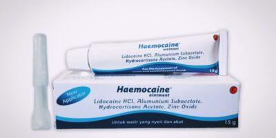 haemocaine obat wasir
