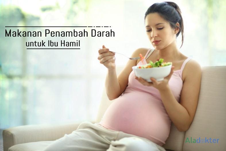 akanan penambah darah untuk ibu hamil