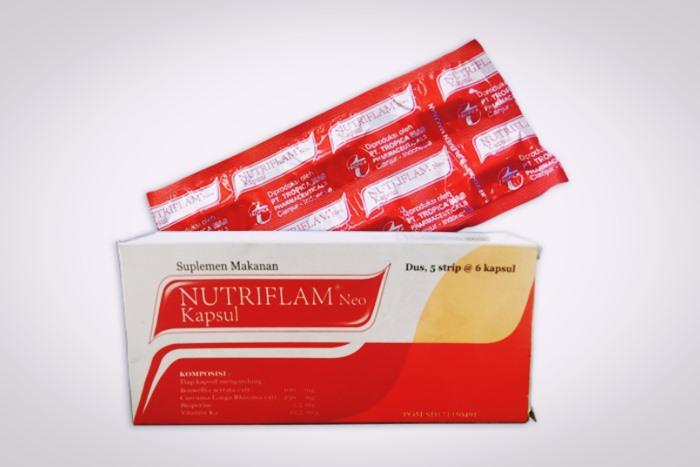 nutriflam neo kapsul