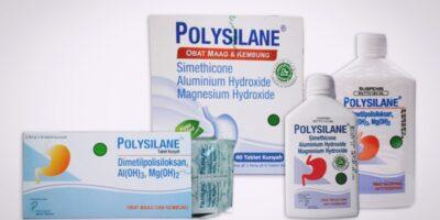 polysilane tablet kunyah dan suspensi