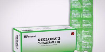 riklona 2 clonazepam