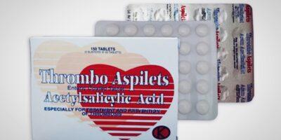 thrombo aspilets