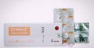 zypraz alprazolam 0,5 mg 1 mg