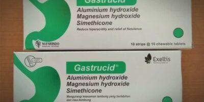 obat Gatrucid tablet