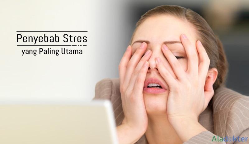 penyebab stres