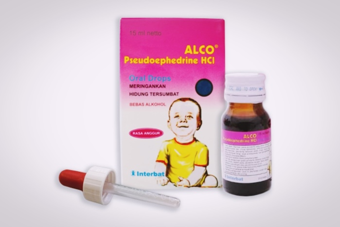 alco drop anak