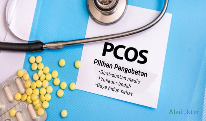Cara mengobati PCOS