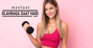 Manfaat olahraga saat haid