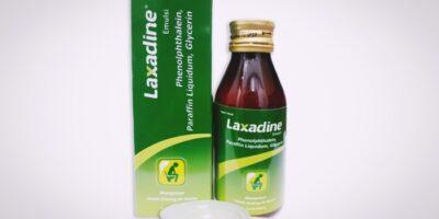 laxadine sirup pencahar