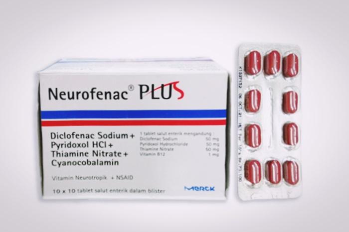 neurofenac plus