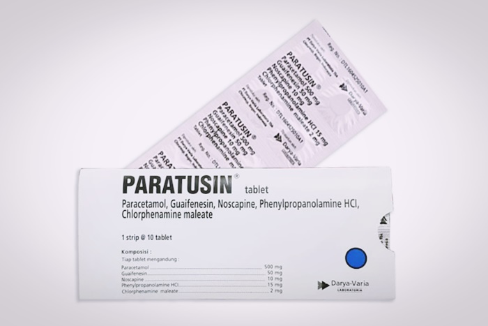 Paratusin Tablet tablet