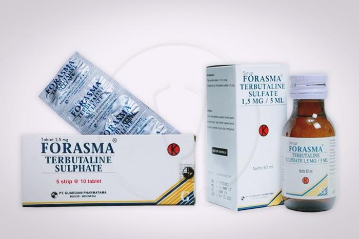 forasma tablet dan sirup