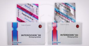 interdoxin 50 mg dan 100 mg
